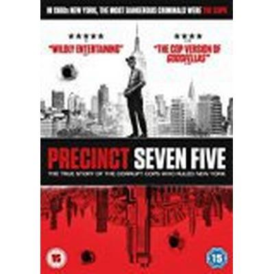 Precinct Seven Five [DVD] [2015]